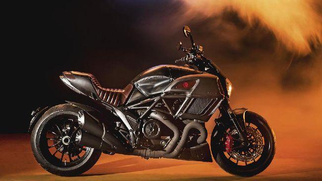 Ducati bersama Diesel akan meluncurkan kolaborasi motor terbaru mereka dari varian Diavel dan dibuat khusus bagi mereka yang benar-benar menginginkannya.
