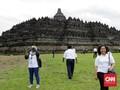 Ada Aksi Bela Rohingya, Candi Borobudur Tetap Dibuka