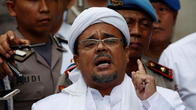 Kemenlu RI menyatakan mereka tidak berwenang mengungkap hasil interogasi terhadap Rizieq Shihab oleh aparat keamanan Arab Saudi.