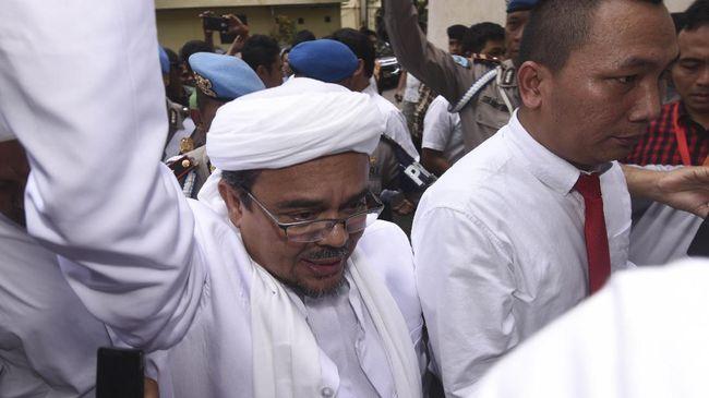 Kedubes Arab Saudi untuk Indonesia mengakui belum menerima informasi dari Riyadh bahwa pemerintah Indonesia telah meminta pencekalan terhadap Rizieq Shihab.