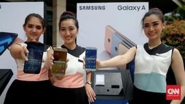 Trio Galaxy A 2017 Kini Bisa Diajak Basah-basahan