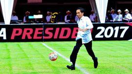 Titah Jokowi dan PR Besar Iwan Bule di PSSI