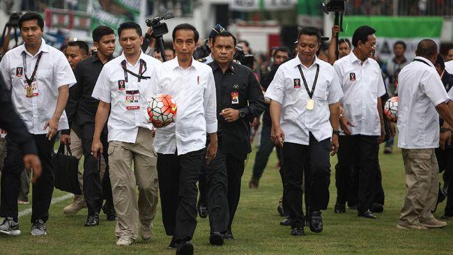 Asosiasi Pemain Profesional Indonesia (APPI) melayangkan surat terbuka kepada Presiden Joko Widodo (Jokowi) agar kompetisi sepak bola Tanah Air bergulir kembali.