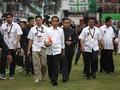 Jokowi Ingin Forum Rektor Buka Fakultas Manajemen Sepak Bola