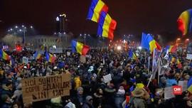 Perjuangan Rakyat Romania Melawan Dekrit Pro Korupsi