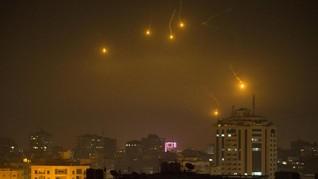 Enam Roket Hantam Lokasi Pangkalan Militer AS di Irak