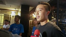Arthur Irawan Gabung TC Timnas Indonesia
