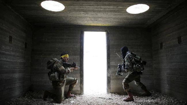 Delegasi tentara Israel ke Rusia guna membahas penghancuran terowongan yang diduga dibangun Hizbullah di perbatasan Libanon untuk menyusup ke negaranya.