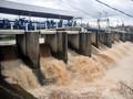 Pintu Air Depok Siaga 1, Jakarta Terancam Banjir Kiriman