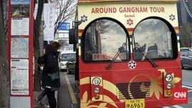 Berkeliling di Kawasan Inspirasi Lagu 'Oppa Gangnam Style'
