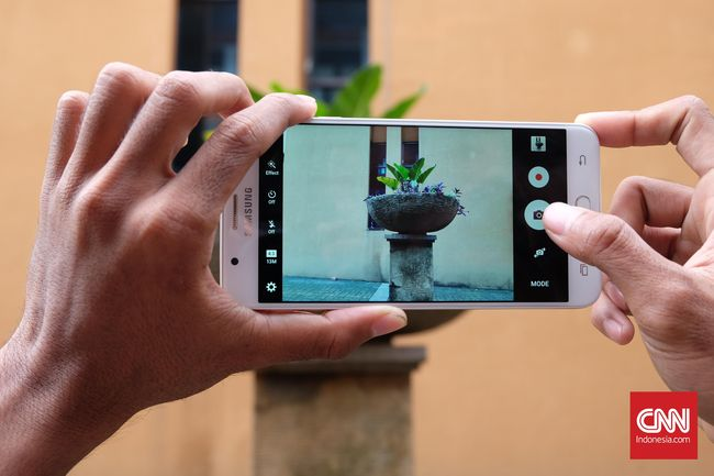 Galaxy J7 Prime, Trik Tambal Sulam Khas Samsung