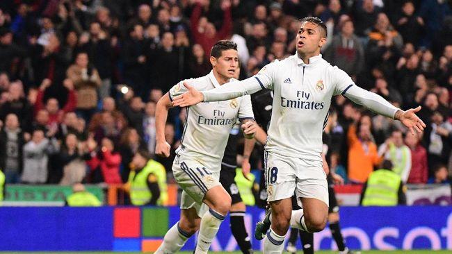 Penyerang Mariano Diaz yang dikonfirmasi positif virus corona bisa membuat laga Manchester City vs Real Madrid dalam bahaya.