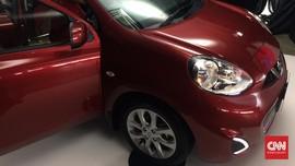 Lelang Nissan March Milik Influencer di IG Laku Rp500 Juta