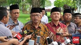 Muhammadiyah Usulkan 6 Poin Nawacita II ke Jokowi
