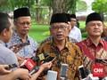 Muhammadiyah Imbau Kader Tak Ikut Aksi Protes Bakar Bendera