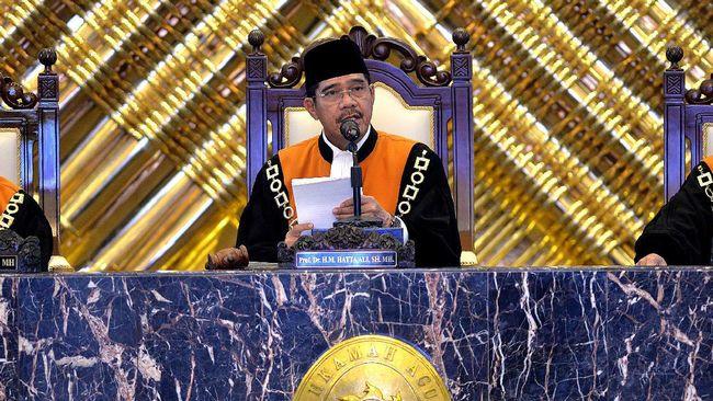 Mahkamah Agung (MA) telah menyiapkan tiga peraturan MA (Perma) sebagai pedoman menangani perkara terkait pemilu 2019.