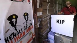 KPU Minta KIP Aceh Setop Tahapan Pilkada 2022
