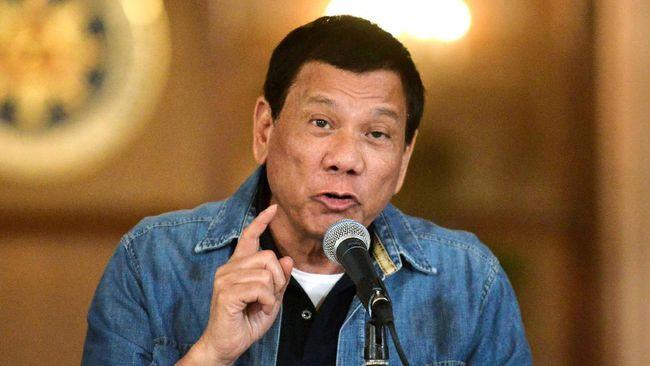 Presiden Filipina, Rodrigo Duterte, menolak pengajuan rancangan undang-undang kekerasan terhadap anak dengan alasan dibutuhkan untuk pendidikan.