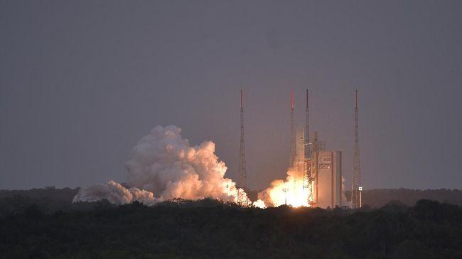 Arianespace mengkonfirmasi hilangnya roket Vega yang membawa satelit FalconEye1 milik Arab Saudi akibat ada anomali saat proses peluncuran.