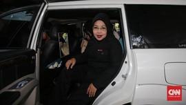 Sylvi Eks Cawagub DKI Jakarta Daftar Calon Anggota DPD