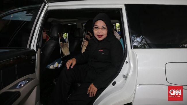 Sylviana Murni, mantan calon wakil gubernur DKI Jakarta akan mencalonkan diri sebagai anggota DPD pada pemilihan umum 2019.