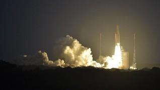 Susul AS, Jepang dan China Ikut Bikin Satelit Internet Mini