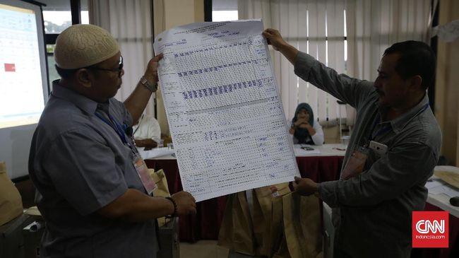 Penghitungan Suara Pilgub Papua di Jayawijaya Ricuh