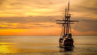Kapal Hantu di Kepulauan Marshall Bawa 649 Kg Kokain