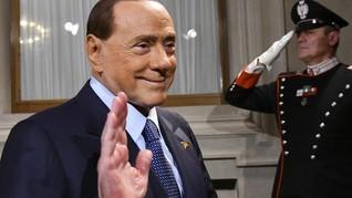 Sembuh Corona, Eks PM Italia Silvio Berlusconi Keluar dari RS