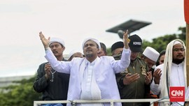 Polisi Jamin Rizieq Shihab Selamat Jika Pulang ke Indonesia