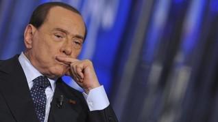 Mantan PM Italia Silvio Berlusconi Positif Virus Corona