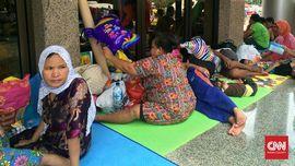 Takut Banjir Susulan, Warga Cipinang Melayu Khawatir Pulang