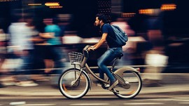 Sepeda Jadi Moda Transportasi yang Paling Bikin Bahagia