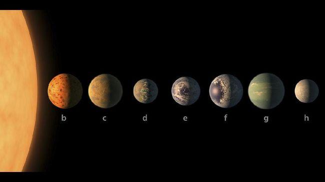 Astronom Ungkap Alien di Exoplanet Pantau Kehidupa