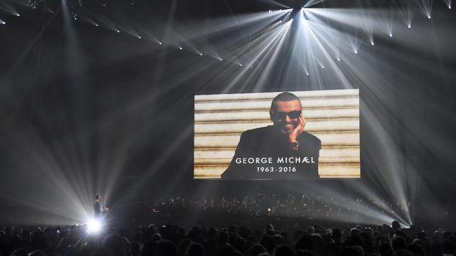 George Michael dimakamkan secara privat di Highgate Cemetery London, Rabu (29/3) kemarin setelah meninggal Desember lalu.