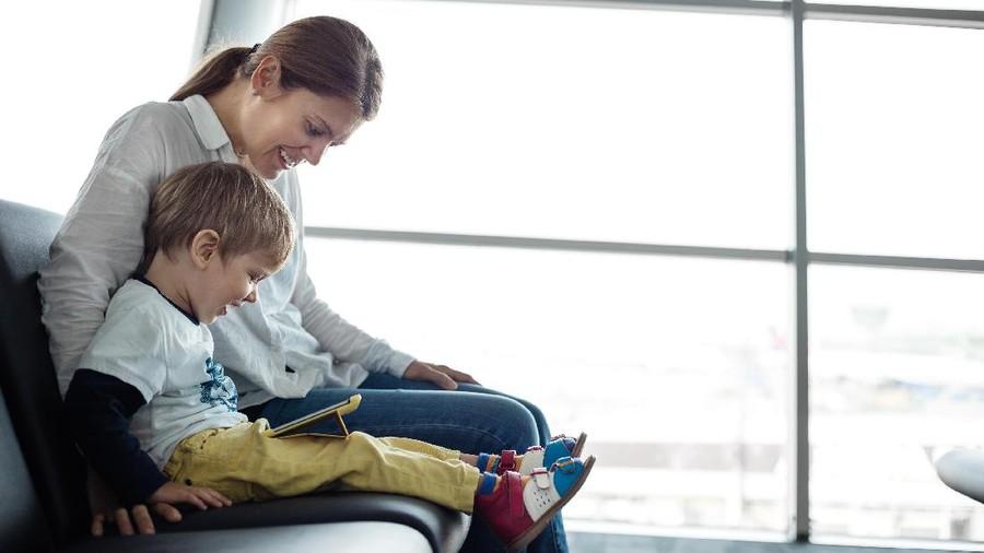 Interaksi Anak dan Ortu Cenderung Kurang Saat Membaca E-Book
