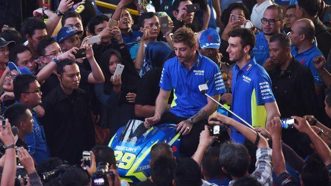 Kiprah Suzuki dalam industri sepeda motor global dan ajang balap punya jalan panjang hingga akhirnya bisa ikut MotoGP.