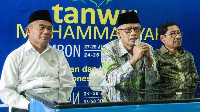 Muhammadiyah mengingatkan Mendikbud Nadiem Makarim untuk melakukan kajian mendalam jika berniat menghapus UN sebagai syarat kelulusan.