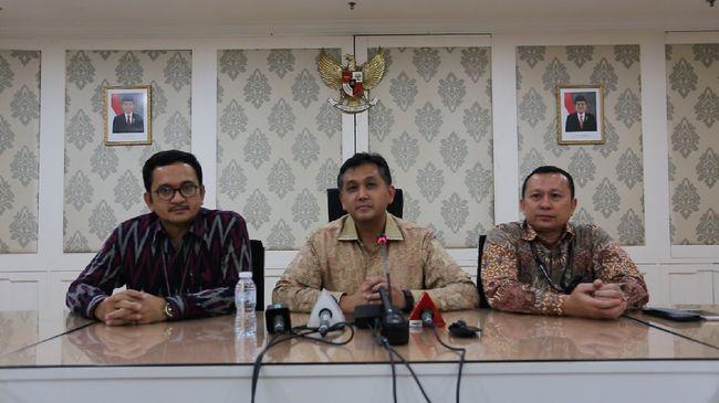 KBRI akhirnya bisa melakukan kunjungan konsuler kepada Siti Aisyah dan memastikan data dengan pemindaian sidik jari.