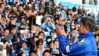 Kazuyoshi Miura: Legenda 53 Tahun Perpanjang Kontrak