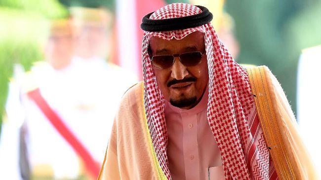 Raja Arab Saudi Salman bin Abdulaziz Al Saud menegaskan bahwa Iran masih menjadi ancaman utama bagi negaranya.