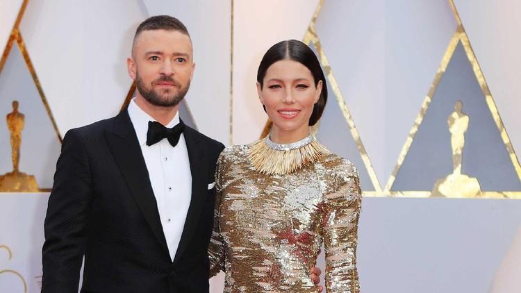 Terkait sosok sang suami, Justin Timberlake, ada kalimat manis yang diucapkan Jessica Biel.