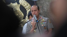 Boy Rafli Klaim Tak Ada Tugas Jadi Kepala BNPT di ST Kapolri