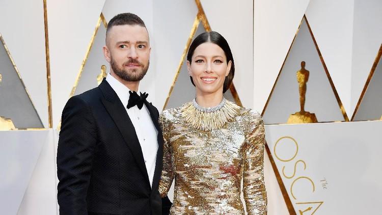 Aktivitas sederhana sudah bisa jadi quality time buat pasangan ustin Timberlake dan Jessica Biel lho.