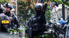 Buron Terorisme Dibekuk di Sukabumi, Diduga Tahu Bom Ciampea