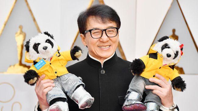 Kemenkominfo telah berhasil menjaring 196 konten hoaks yang mengaitkan artis Jackie Chan hingga pemeran Harry Potter.
