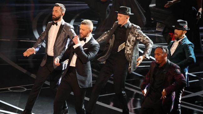 Justin Timberlake 'Can't Stop the Feeling' untuk Anak Muda