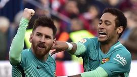 Neymar dan Messi Mesti Bersatu di PSG
