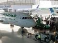 Cegah Corona, Maskapai Semprot Disinfektan dalam Pesawat