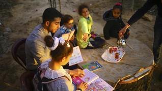 Qatar Setop Bantuan Gaza untuk Batalkan Aneksasi Tepi Barat